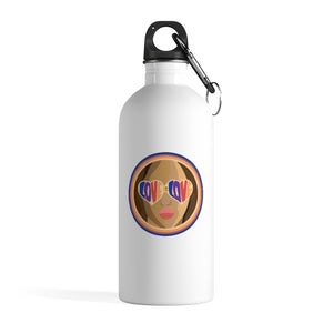 Love Stainless Steel Water Bottle