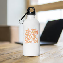 Load image into Gallery viewer, Voice Stainless Steel Water Bottle