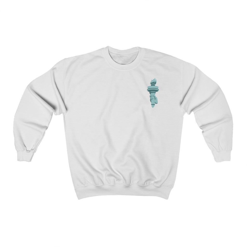 New York Tough Crewneck Sweatshirt