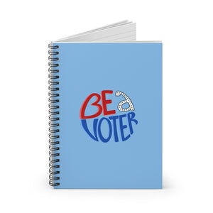 Be A Voter Notebook