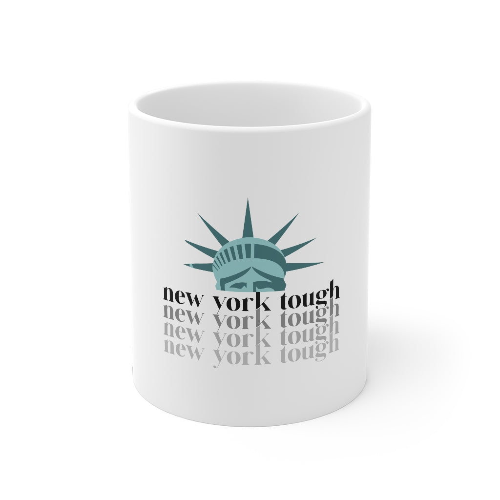 New York Tough Mug