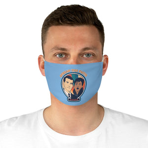 Joe & Kamala Fabric Face Mask