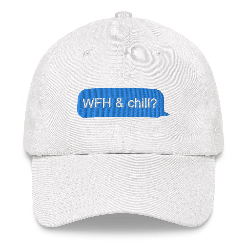 WFH & Chill Hat