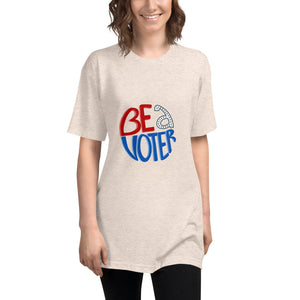 American Apparel Unisex Be A Voter Tee