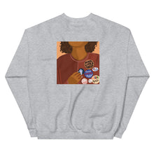 Load image into Gallery viewer, Stand Illustration Crewneck Sweatshirt (Unisex)