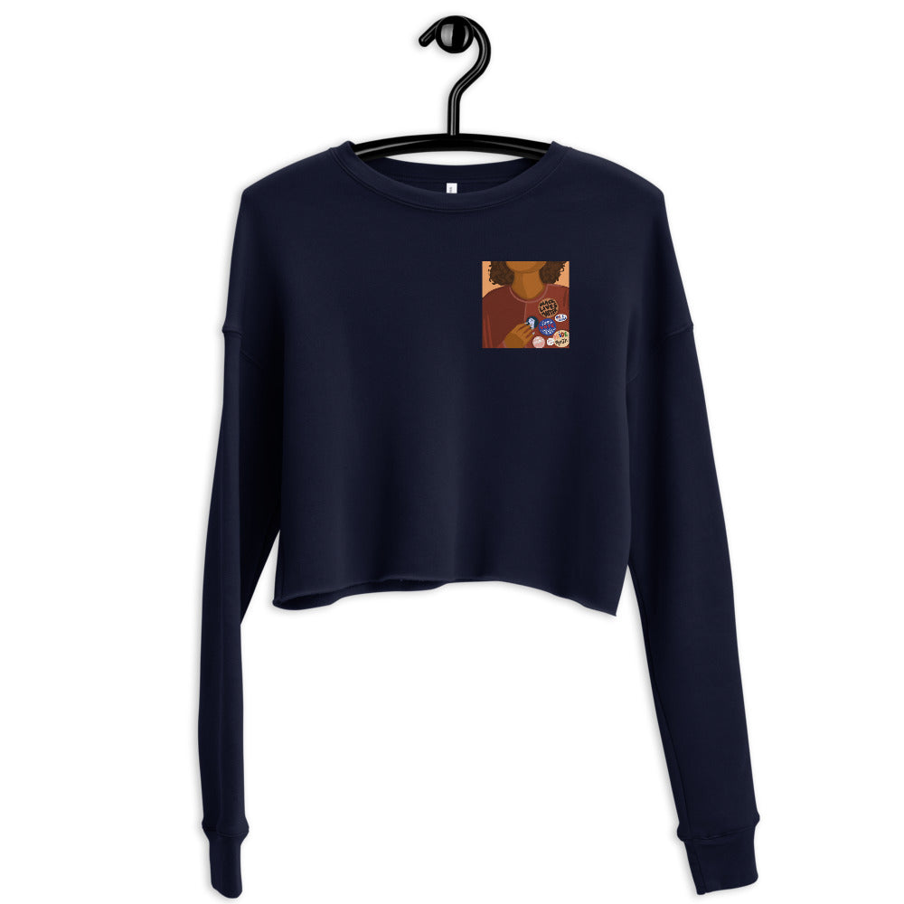 Stand Crop Sweatshirt