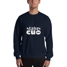 Load image into Gallery viewer, Status Cuomo Unisex Sweatshirt
