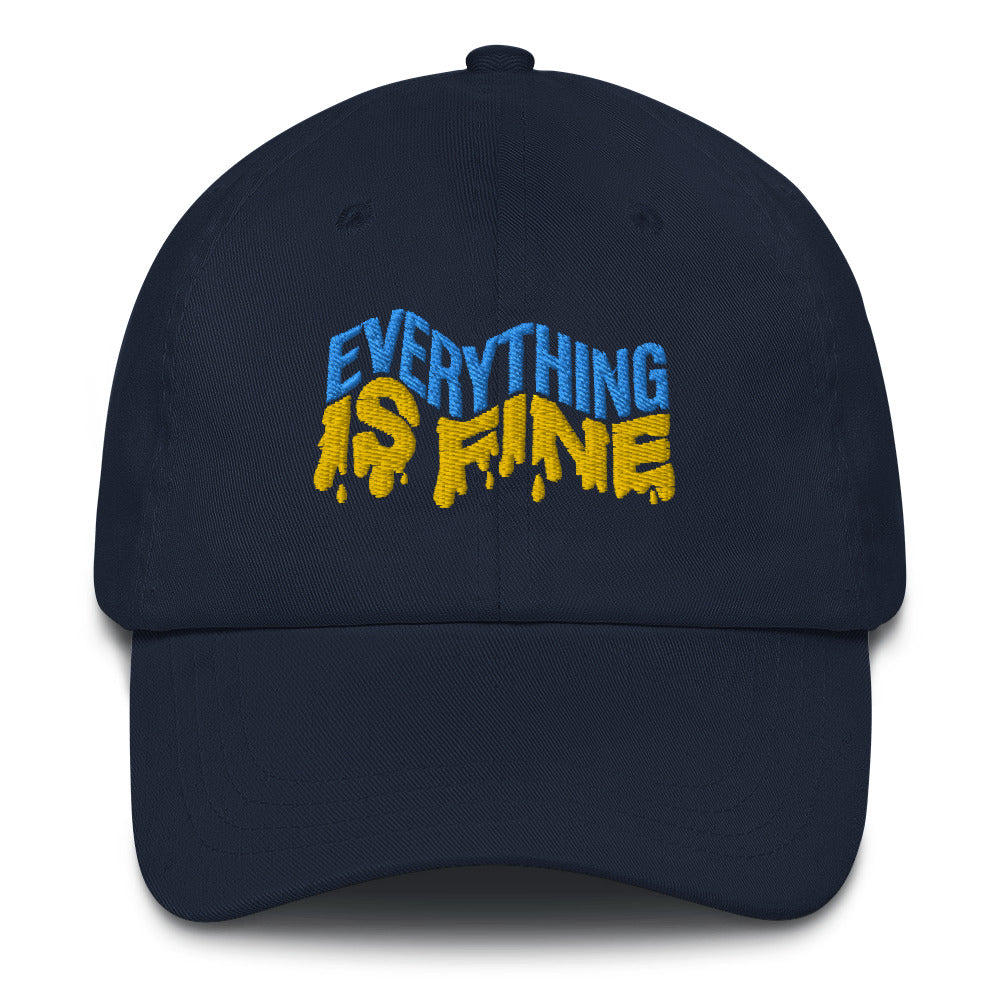 Everything Is Fine Hat