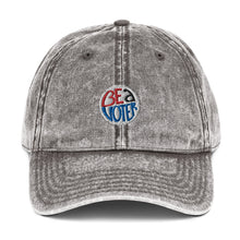 Load image into Gallery viewer, Be A Voter Vintage Hat