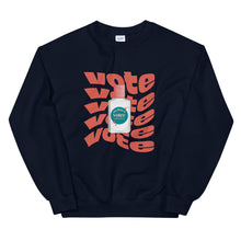 Load image into Gallery viewer, Kills Voter Suppression Sweatshirt