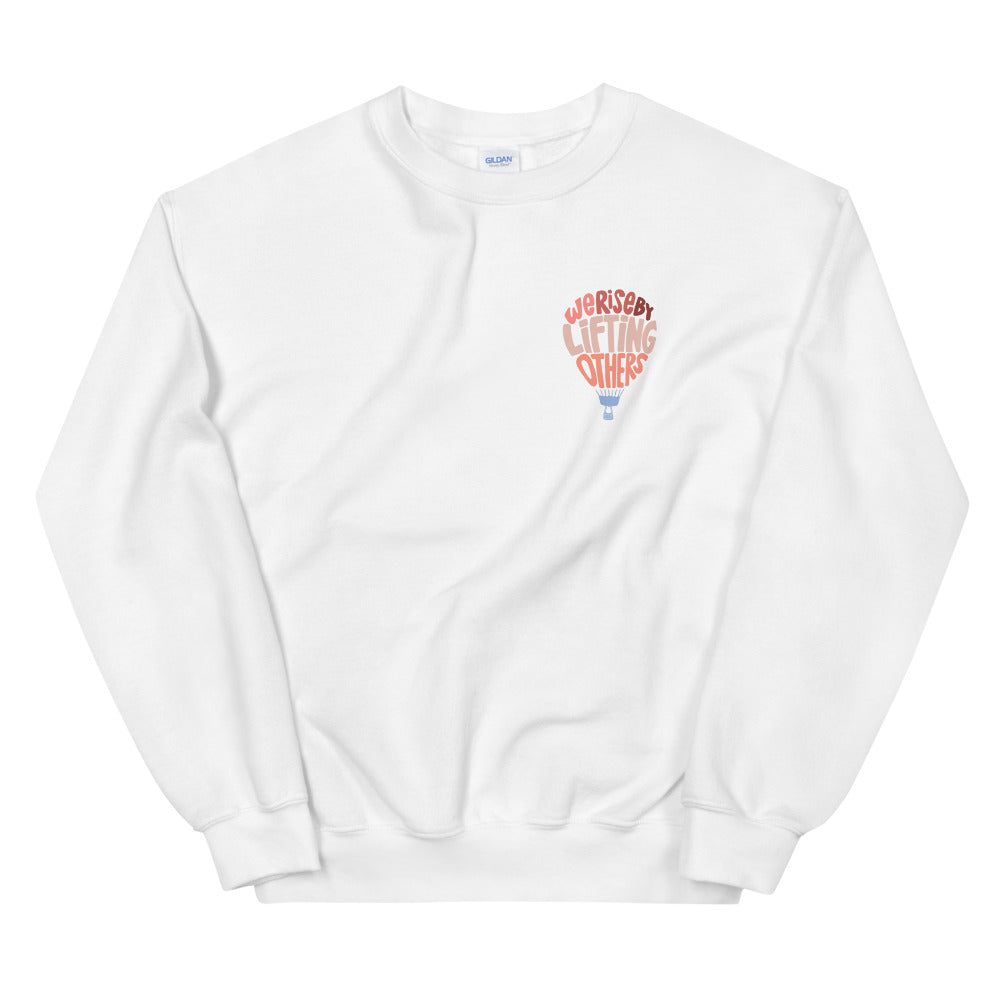 We Rise Unisex Sweatshirt