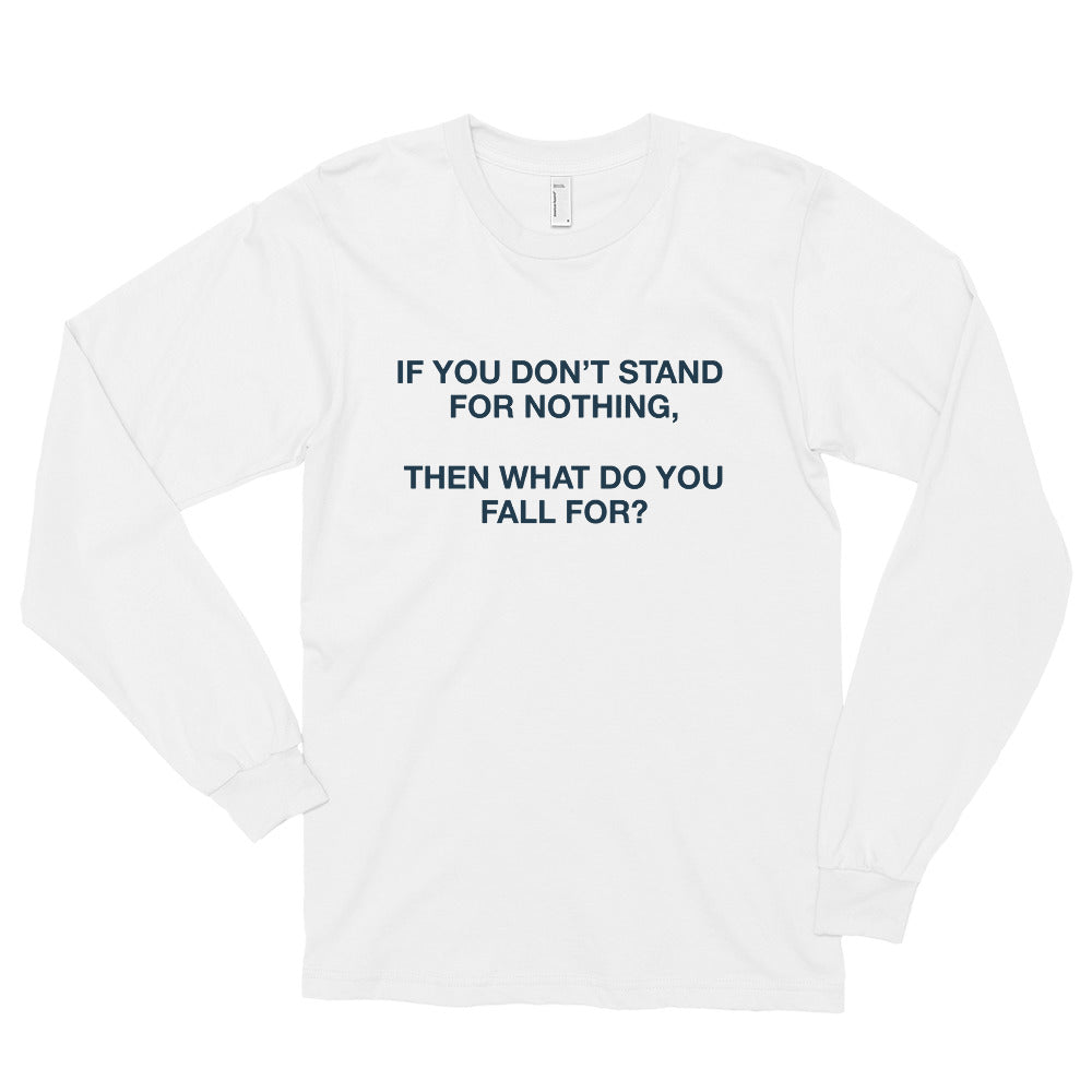 Stand American Apparel Long Sleeve (Unisex)