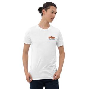 Voter Embroidered T-Shirt