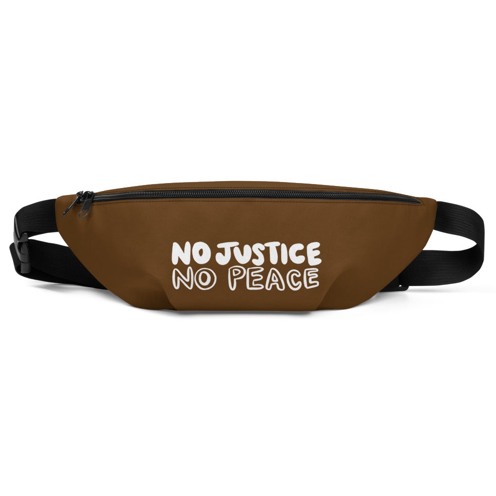 No Justice Fanny Pack