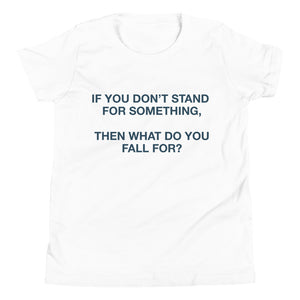 Stand Youth T-Shirt