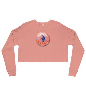 Ditch Mitch Crop Sweatshirt