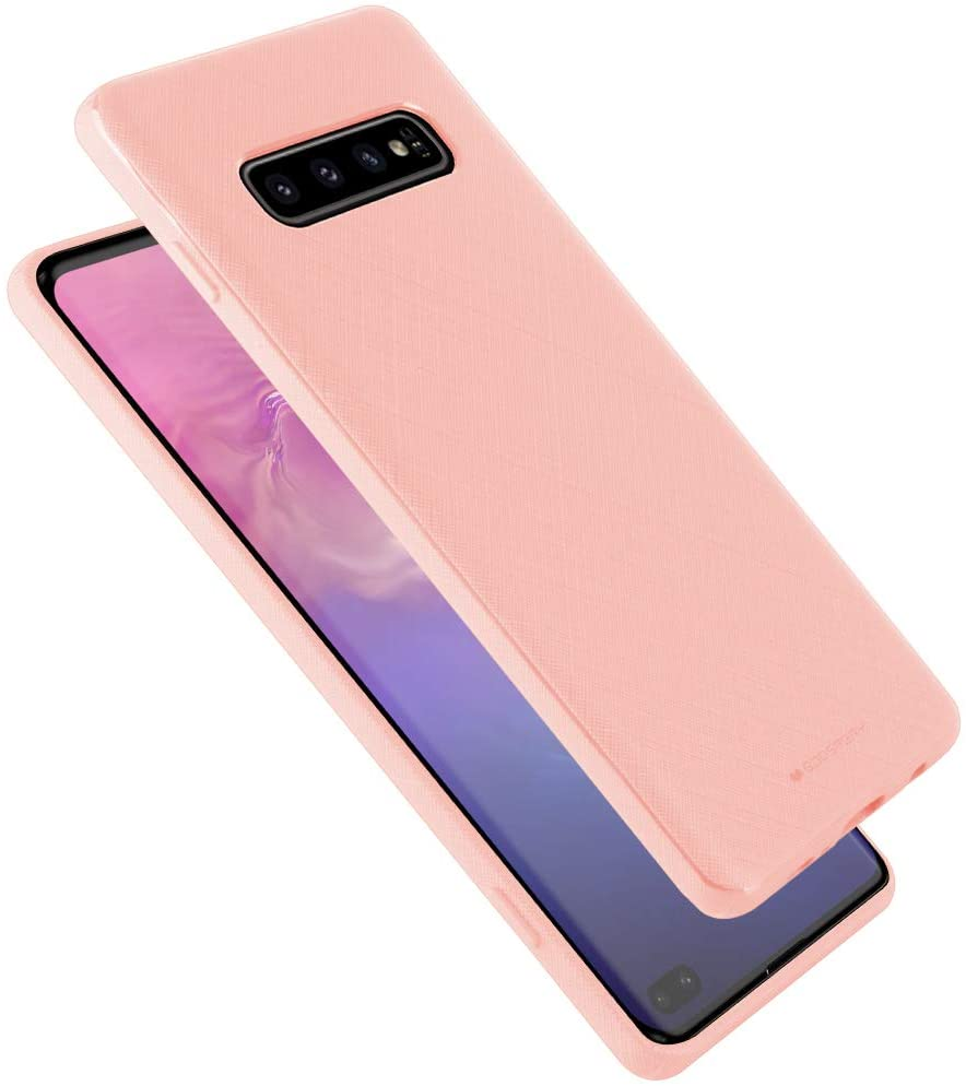 GOOSPERY Style Lux Jelly Case for Samsung Galaxy S10+