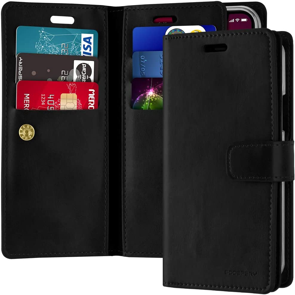 GOOSPERY Mansoor Wallet Diary Case for iPhone 11 Pro Max / 11 Pro / 11