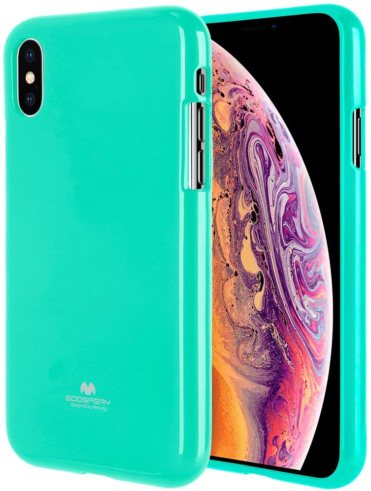 GOOSPERY Colour Pearl Jelly Case for iPhone XS Max / XS / X / XR