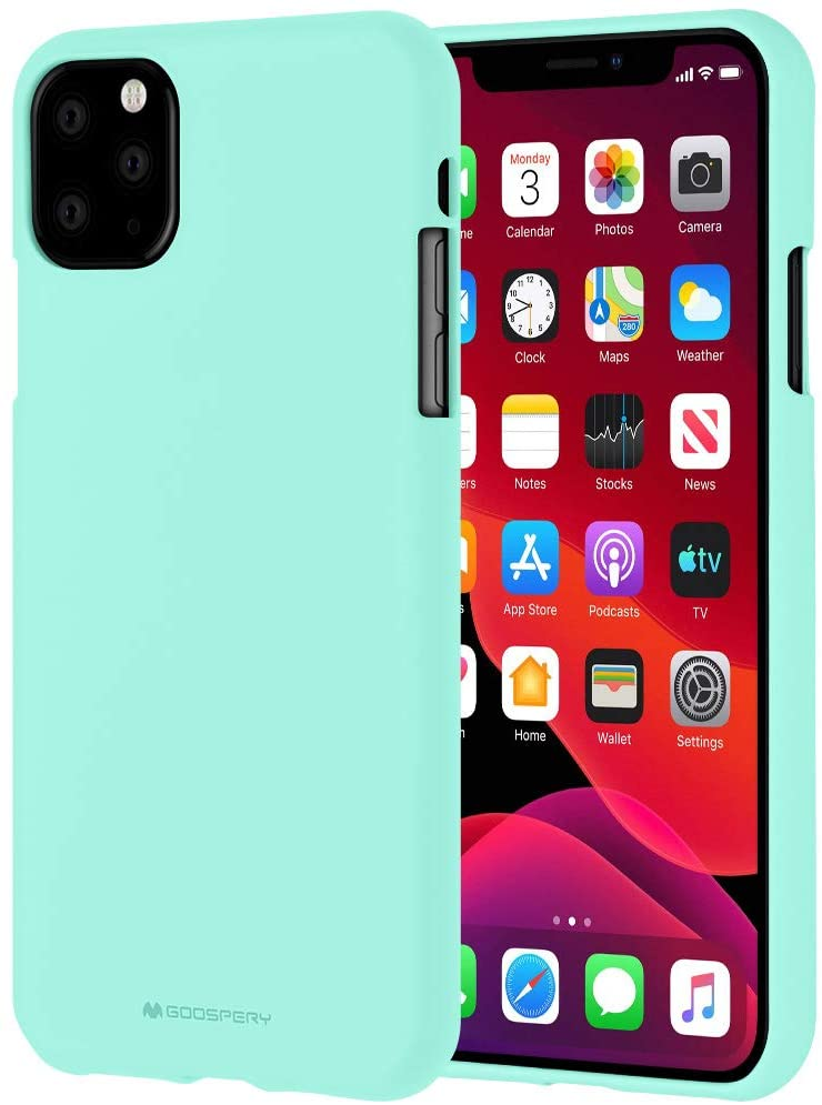 GOOSPERY Soft Feeling Jelly Case for iPhone 11 Pro Max / 11 Pro / 11