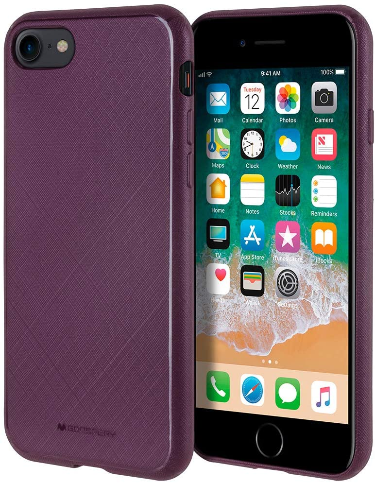 GOOSPERY Style Lux Jelly Case for iPhone SE 2020 / 8 / 7