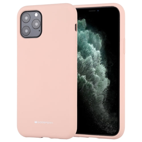 GOOSPERY Mercury Premium Silicone Case for iPhone 11 Pro Max / 11 Pro / 11