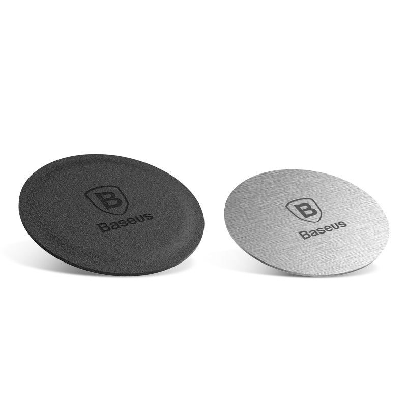 BASEUS Magnet Iron Suit Compatible with Magnetic Car Mounts (2 pcs)