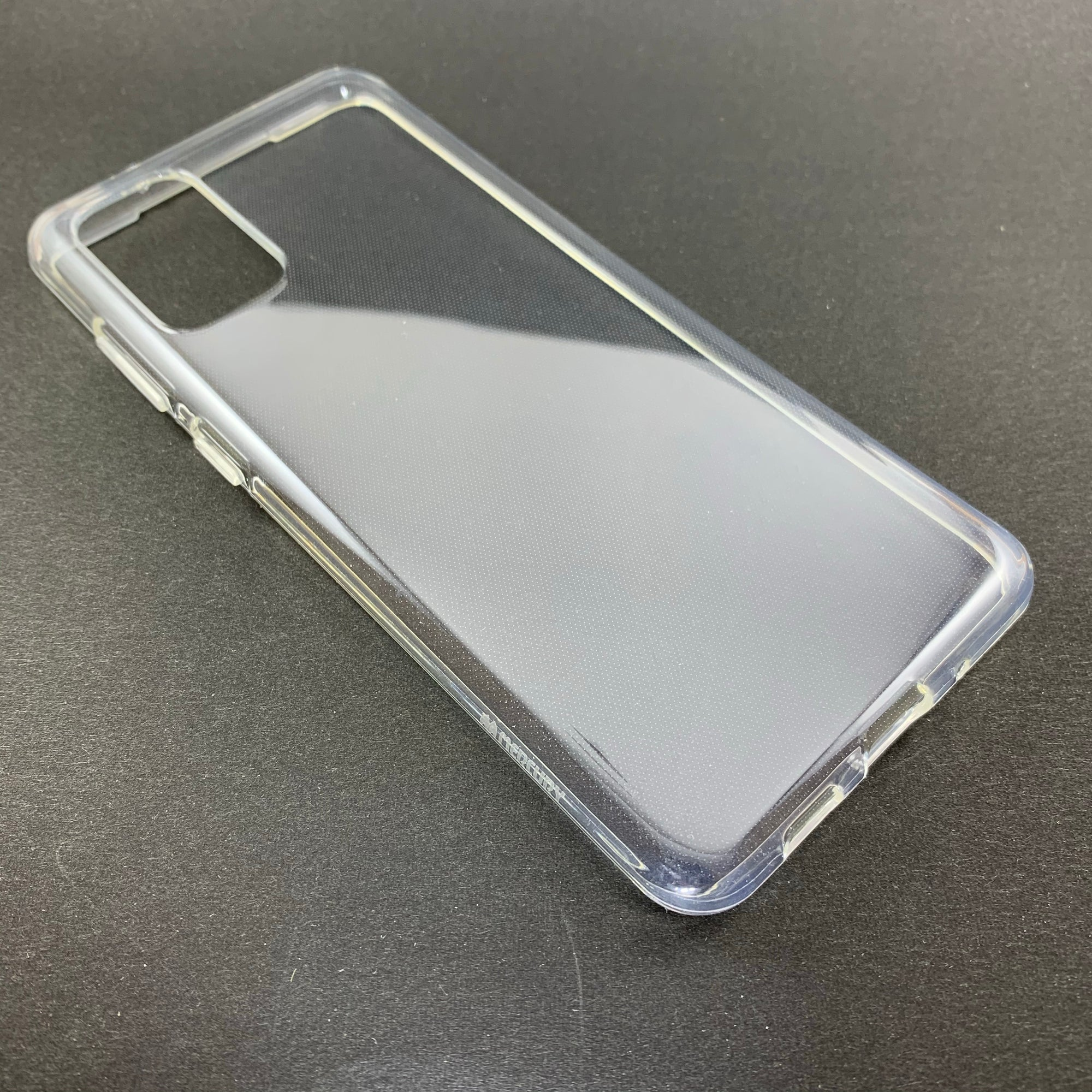 GOOSPERY Clear Jelly Case (Made in Korea) for Samsung Galaxy S20+ / S20
