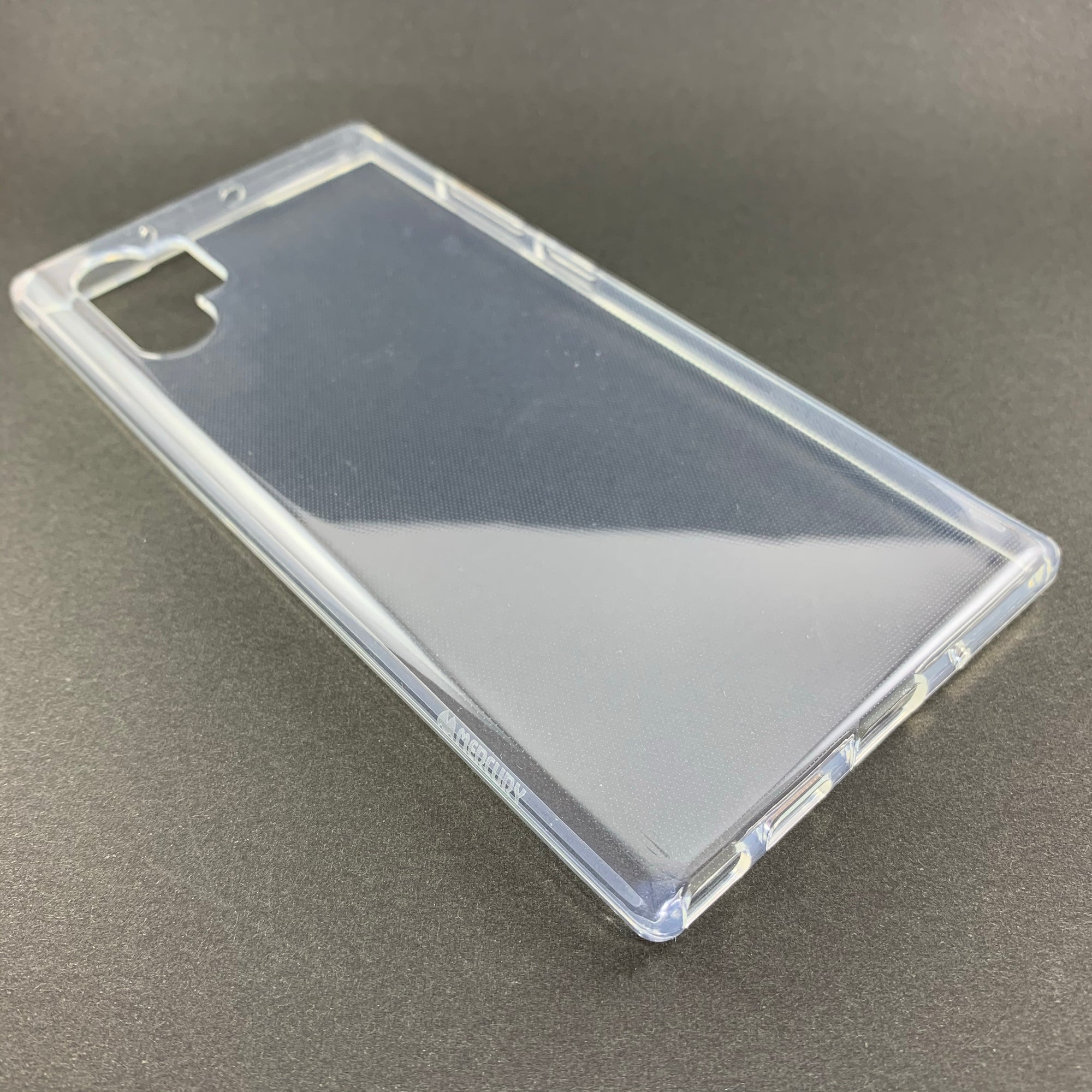 GOOSPERY Clear Jelly Case (Made in Korea) for Samsung Galaxy Note 10+ / Note 10