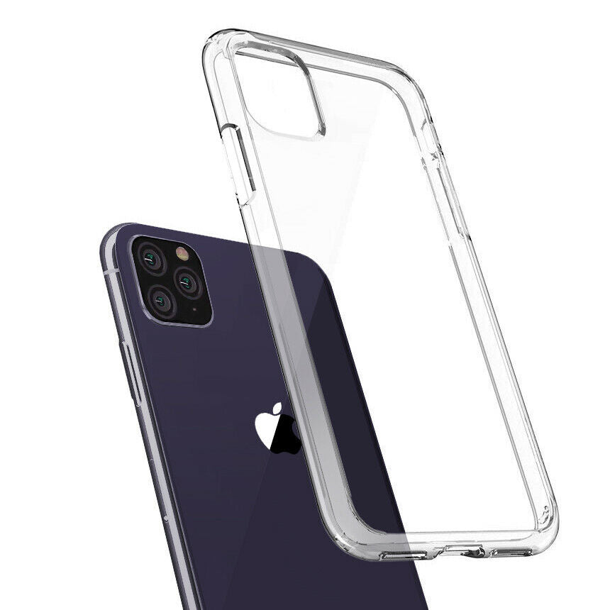 GOOSPERY Clear Jelly Case (Made in Korea) for iPhone 11 Pro Max / 11 Pro / 11