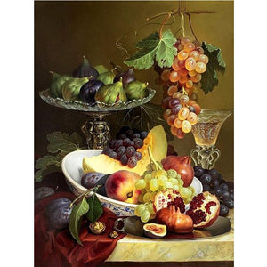 All Fruit  5D Diamond Painting