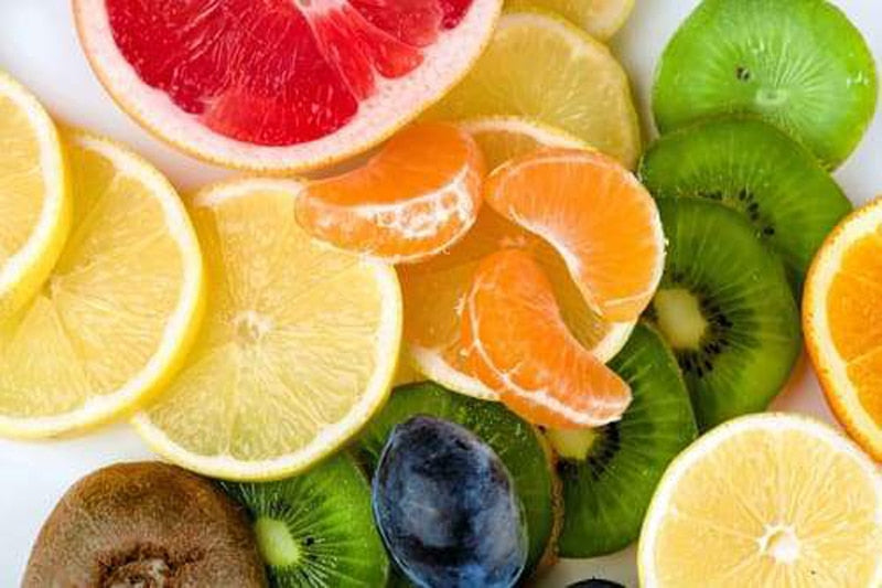 Slices Of Fruit 5d Diamond Painting Embroidery