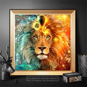 Star Signs 5D Diamond Painting