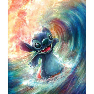 Cartoon Stitch Diamond Painting