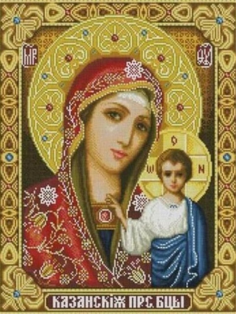 Religion Diamond Painting