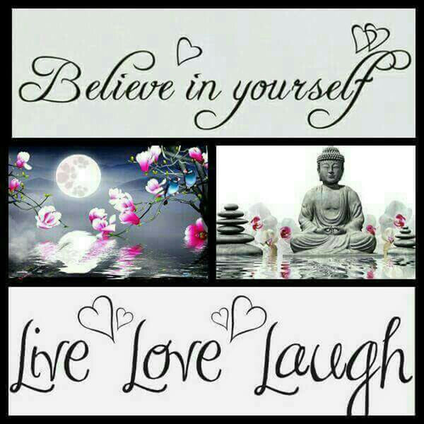 Believe In Yourself Embroidery Cross Stitch Kit
