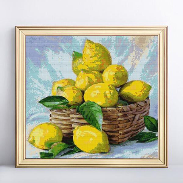 Fruit Picture Diamond Painting