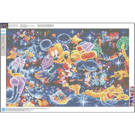 Magic Mouse 5D Crystal Diamond Painting