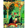 Cartoon Cat 5d Diamond Painting
