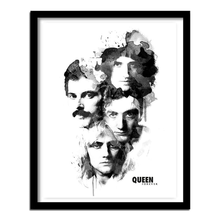 Queen Band Freddie Mercury Diamond Painting Kit