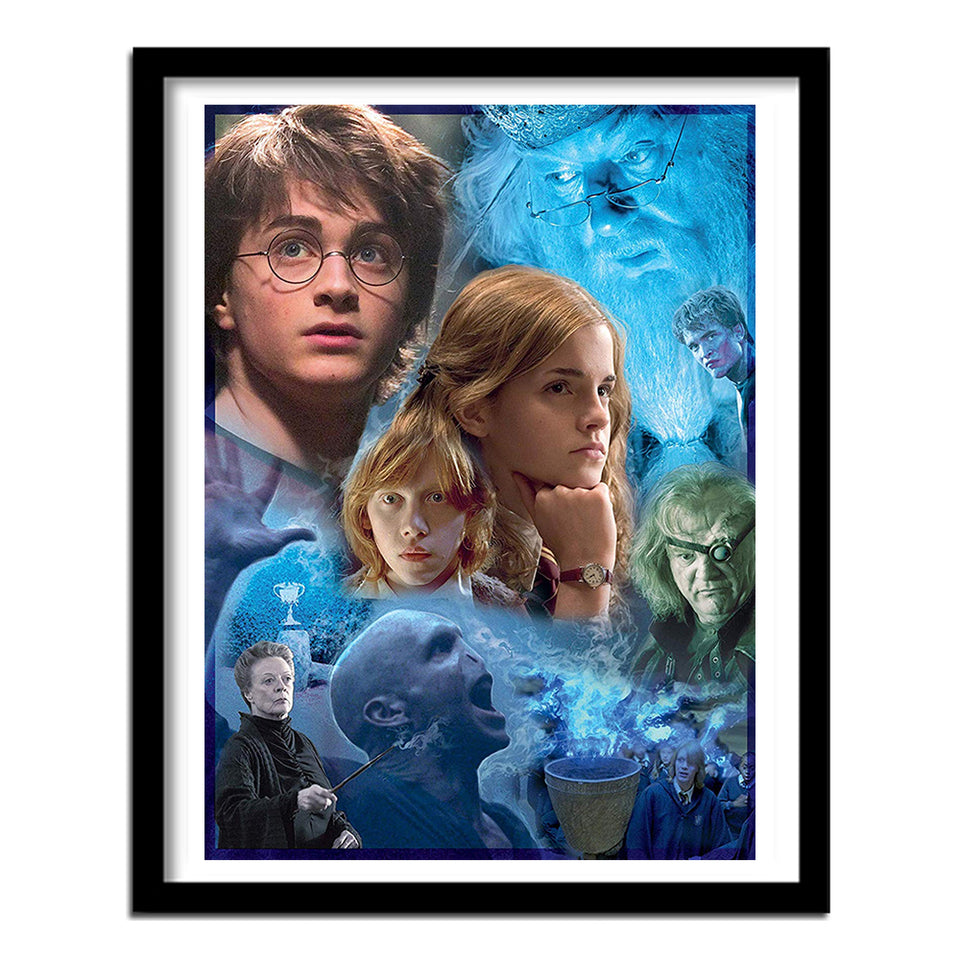 Figure Harry Magic Lord Voldemort Diamond Painting