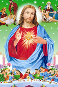 Jesus Christian Diamond Painting Kit