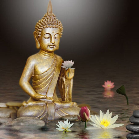 Buddha 5D Diamond Painting Kit