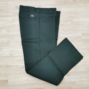 DICKIES - ORIGINAL FIT 874 WORK PANT - OLIVE GREEN