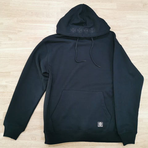 INDEPENDENT - T/C WORK POP HOOD - BLACK