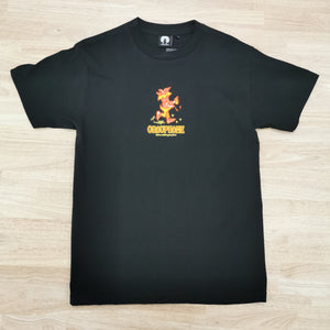 GROUP HOME - GET IN S/S TEE - BLACK