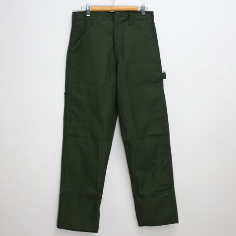 STAN RAY - OG PAINTER PANT - OLIVE SATEEN