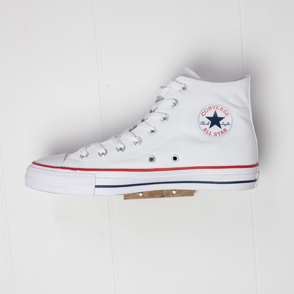 CONS - CTAS PRO HI CANVAS - WHITE/RED/BLUE