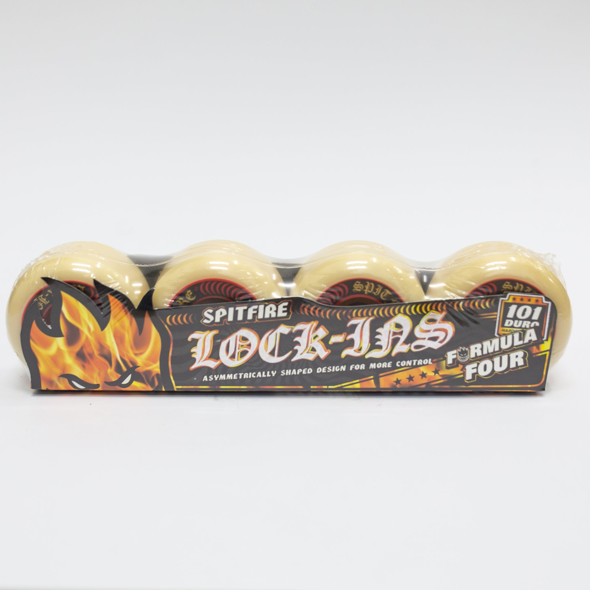 SPITFIRE WHEEL - FORMULA FOUR LOCK-INS - 52MM