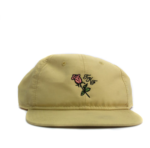 THE KILLING FLOOR - KNOWN PLEASURES CAP - MUSTARD